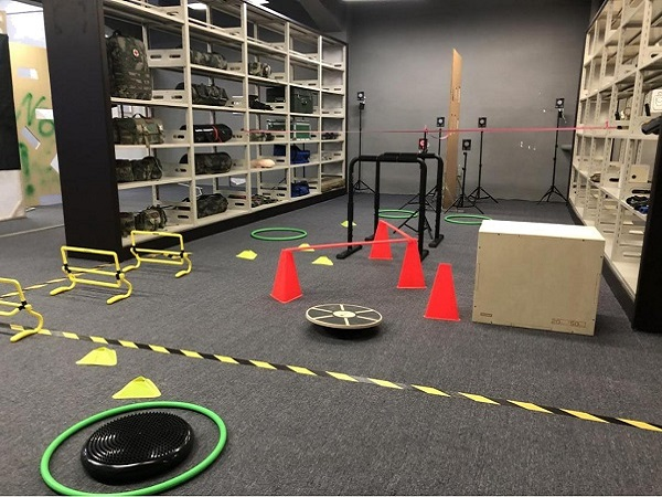 Shooting Core Physical Training System