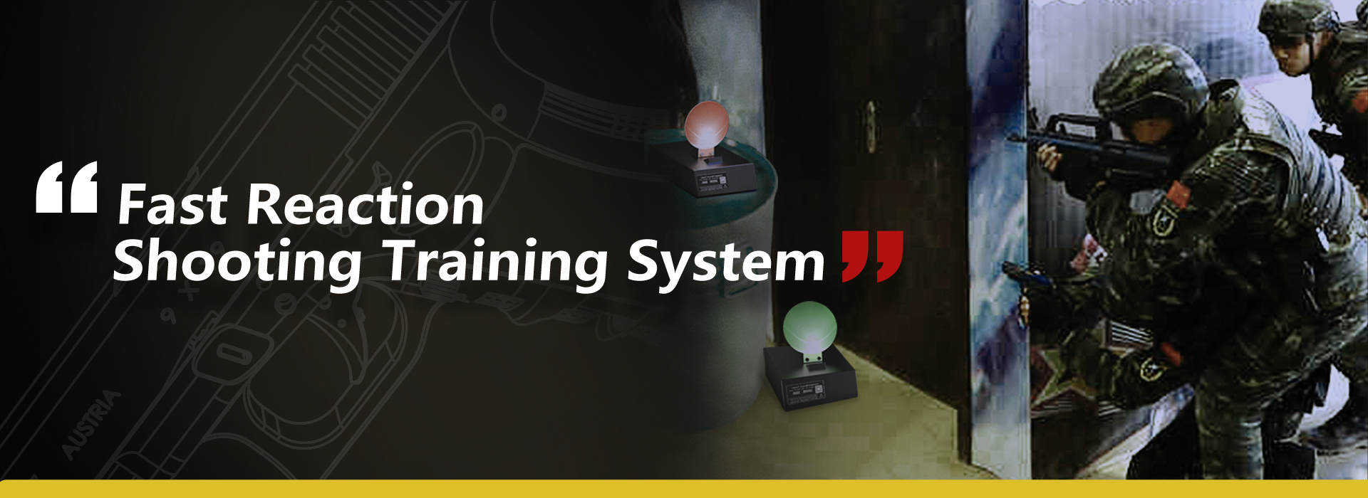 Mars Defense - Military and Police Simulation Training System Provider